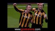 17.03 Арсенал - Хъл Сити 2:1 Ник Бармби гол ! Фа Къп