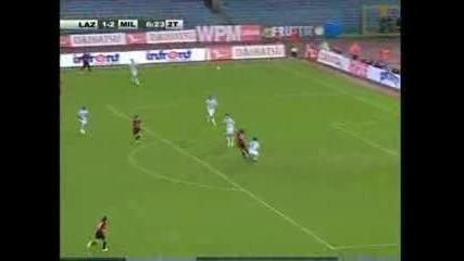 Ac Milan Vs Lazio (падат Яки Голове)