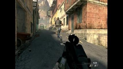 Call Of Duty: Modern Warfare 2 - The Horbet's Nest