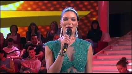 Milica Pavlica - Tugo moja - Pitaju me u mom kraju - (Live) - ZG 2013 14 - 29.03.2014. EM 25.