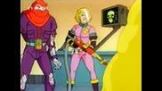 капитан планета - 1х28 - утопия - бг аудио.