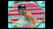 Micheal Phelps Beijing 2008