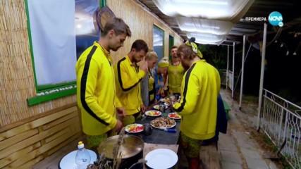 Игри на волята: България (07.10.2019) - част 5: Всяко племе да си знае лагера