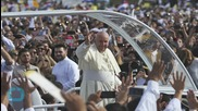 Italy's Heat Wave Drags On And On; Pope Hails Brave Crowd Who Turned Out to See Him