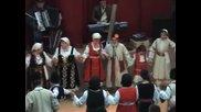 Традиционен бал на народните носии в с. Бойница обл. Видин 11.01.2014г.