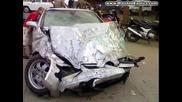 Катастрофи с екзотични коли 16