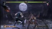 Mortal Kombat Demo Subzero by Kapgun (mk Gameplay Commentar