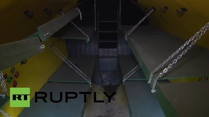 Estonia: This mobile bomb shelter can withstand NATO calibre shelling