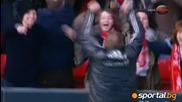 Ливърпул отстрани Ман Юнайтед за купата след Победа над Червените Дяволи със 2:1