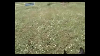 Скок с Гигантик и камера на каската