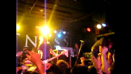 Atticus Tour Live - Blessthefall - Times Like These