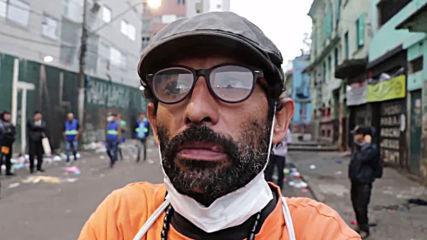 Brazil: Authorities relocate 'cracolandia' neighbourhood addicts to the outskirts of Sao Paulo