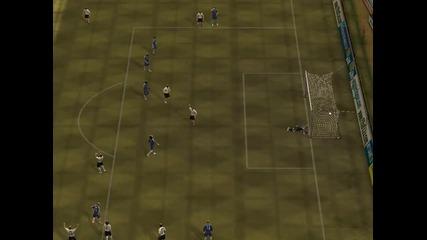 Fifa 07 Multiplayer Ep.1 Mitko9999 vs Vanko98 Part2