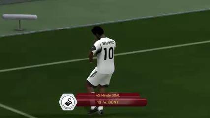 Fifa 14 Athletic Club Bilbao   S1. E4.   Тежка загуба  