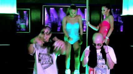 Костадинов a.k.a Тариката Feat. GLB - Феномен (официално видео)