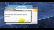 Как да инсталирате и да махнете жълтата лента на Proshow Gold