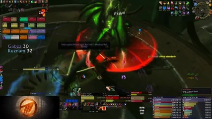 12.method vs Mannoroth Mythic World First