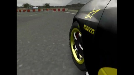 Live For Speed Drifting in Bg_drift 2