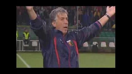 Djenoa Vs Udinese 3 : 2