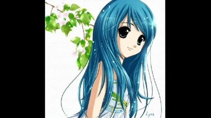 For Best friend in vb7 Darkhala.anime girls blue hair