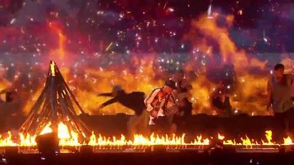 Justin Bieber ft James Bay изпълняват Love Yourself и Sorry на наградите Brit