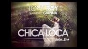 Разтърсващо Румънско Парче 2012 : Tony Ray feat Gianna - Chica Loca