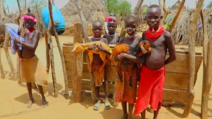 В търсене на знание и приятели в Етиопия (