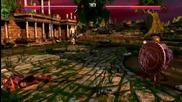 Deadliest Warrior The Game Spartan Vs Viking