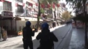 Turkey: Police clash with protesters in Ankara following arrest of HDP leaders