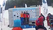 Злато в ски бягането за Любомир Бояджиев от NOVA на Световното за журналисти