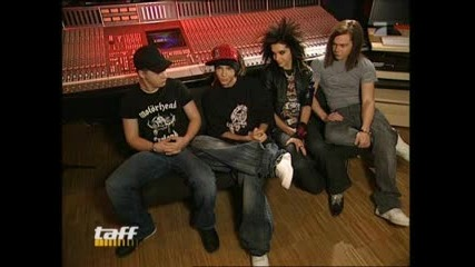 Tokio Hotel Funny Noises And Sounds