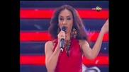 Премиера! Мария Илиева - Играя стилно ( Dancing Stars 17.05.2013 )
