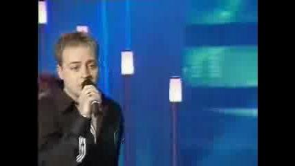 Ники Михайлов - Въздух и вода - евровизия