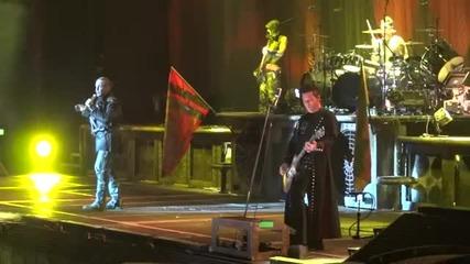 Rammstein - Keine Lust на живо от Volkerball - hd Vbox7