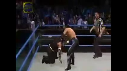 Smackdown vs Raw 2010 - Wrestlemania 25 - Hardy vs Hardy