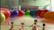 [2/3] Биячът на мравки - Бг аудио * Високо качество * 2006г.