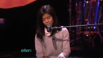 Meets the Young Youtube Sensation - Ellen