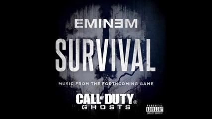 Eminem Ft. liz Rodrigues - Survival