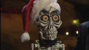 Jeff Dunham - Achmed The Dead Terrorist (christmas Special) Part 2 [hq] {бг Субтитри}