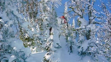 Изкуството на полета - Snowboarding