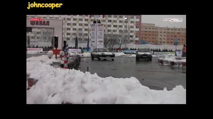 Най - якото от Дрифта в София 19.12.2009