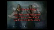 Beyonce & Shakira - Beautiful Liar(karaoke)