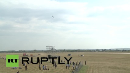 Russia: Russia's finest jets and choppers dazzle at MAKS-2015