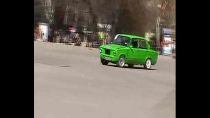 Зелената жигула от осогово