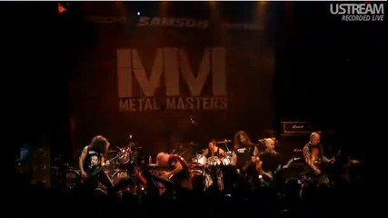 Metal Masters 4 - 5 Minutes Alone A New Level Live Ny 2012