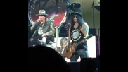 Guns N' Roses - Patience / Paradise City ( Not In This Lifetime Tour - Live 2016)
