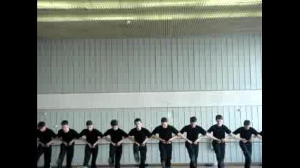 Мъжки Ансамбъл - Танци