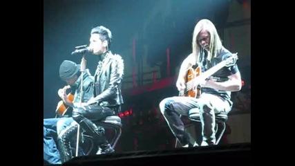 Tokio Hotel - Phantomrider - Oslo - Humanoid Tour 03.03.2010