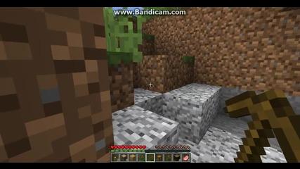 Minecraft | Оцеляване първа част