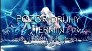 Мадона в Прага. 7 и 8 ноември - реклама